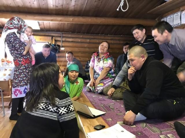 С 1 сентября в Сургутском районе стартует проект «Стойбищная школа»
