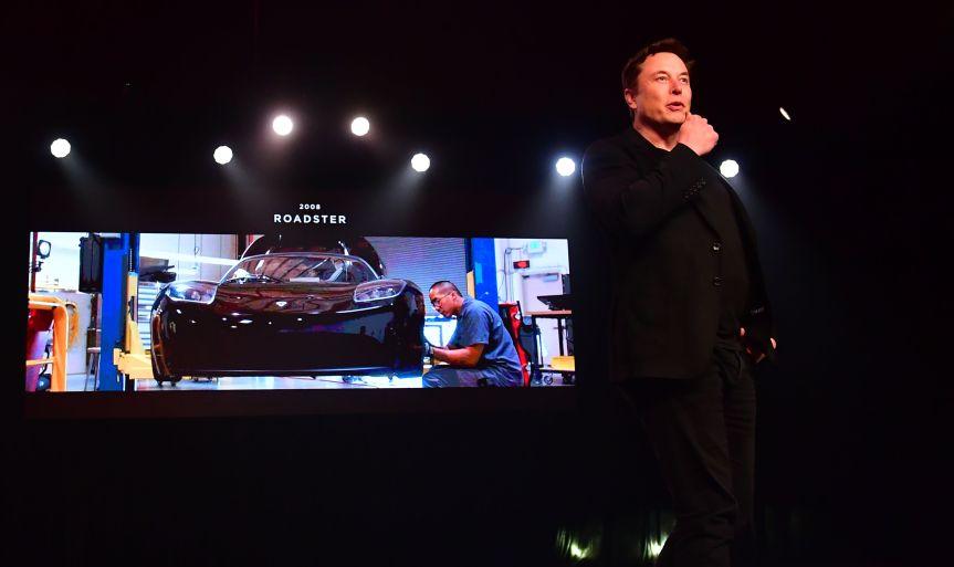 Elon-Musk-Tesla-Model-Y-release