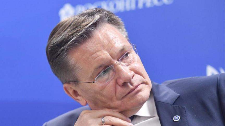Глава «Росатома» Алексей Лихачёв
