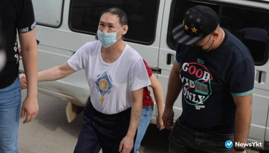 По решению суда якутского «шамана» Александра Габышева переведут в психбольницу закрытого типа