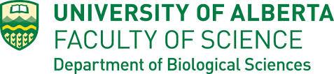 University of Alberta Department of Biological Sciences