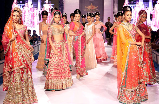 Top 5 Bridal Designers in India