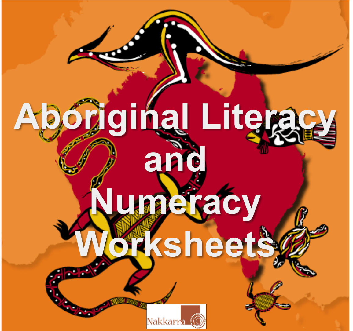 Aboriginal Literacy And Numeracy Worksheets