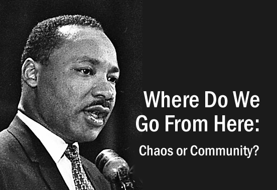 The MLK Day Post