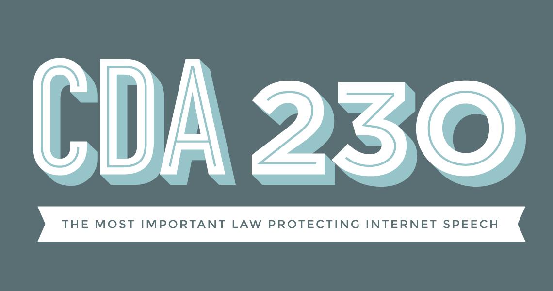 Het vreemde verhaal van Sectie 230, de obscure wet die ons gebrekkige, kapotte internet heeft gecreëerd