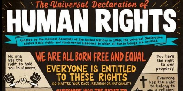 Mensenrechten: een reactionaire oorzaak