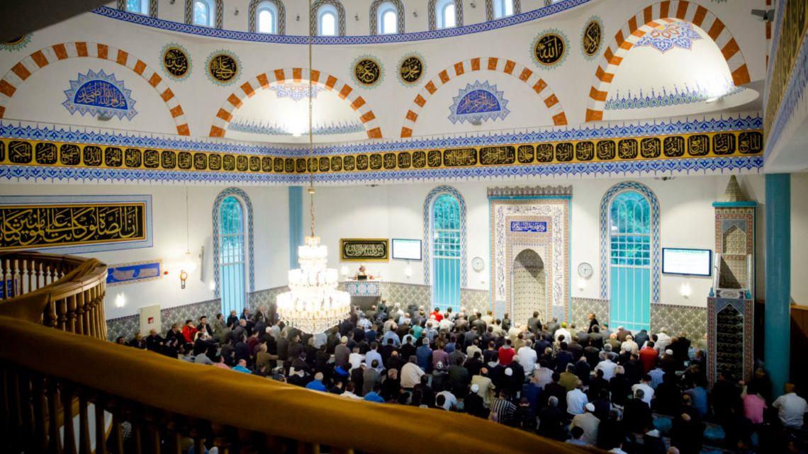 De moslims zijn niet gekomen om te integreren in de Europese samenlevingen