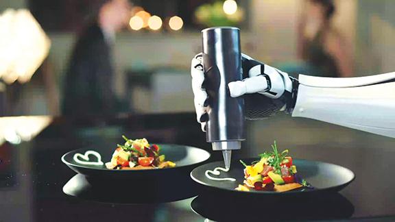 Azië gebruikt nu robots als chef-koks en obers