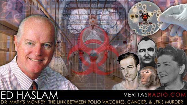 Wat hebben de moord op JFK, Polio en een kankervirus met elkaar gemeen?