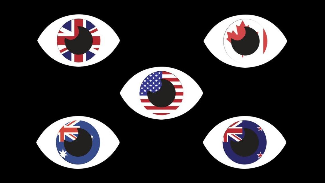 Five Eyes bondgenoten Bespioneren elkaar
