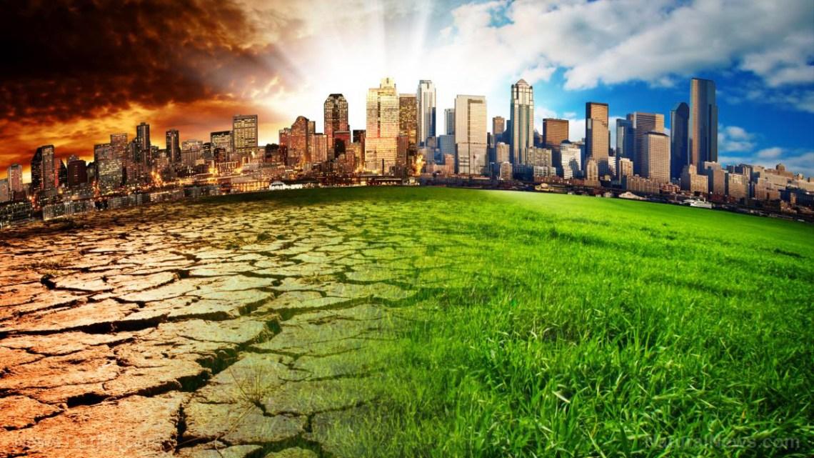 De grote globale opwarmingszwendel