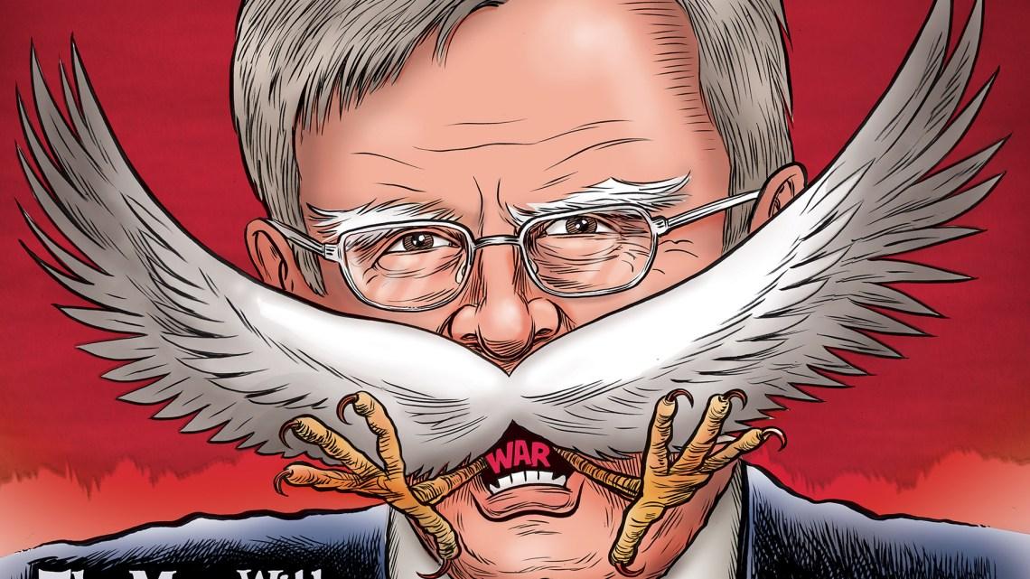 Een pence-presidentschap en een oorlog in Iran? Waarom wil John Bolton echt Trump Out?