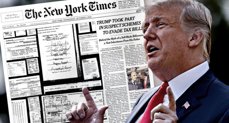 NY Times geeft toe dat het verhalen stuurt naar de Amerikaanse overheid voor goedkeuring vóór publicatie