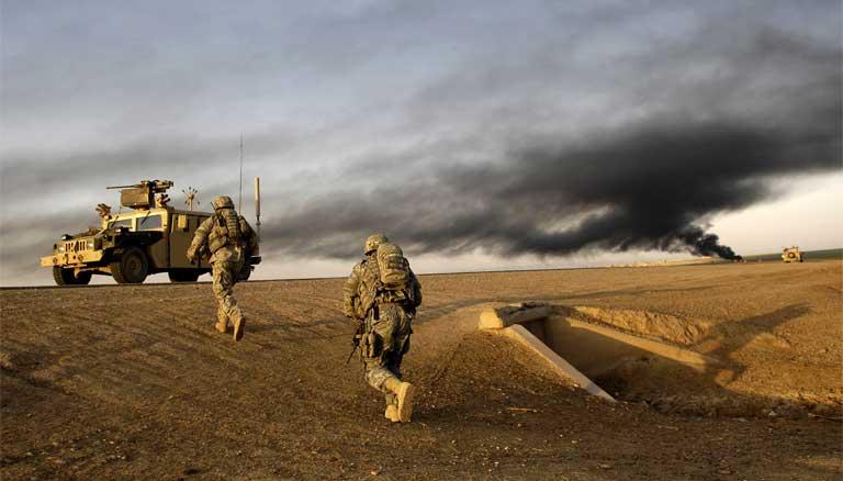 US leger is een grotere vervuiler dan maar liefst 140 landen – Krimpen met deze oorlogsmachine is een must