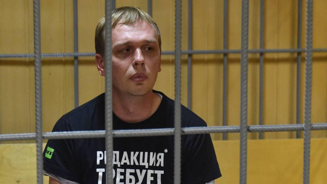 Ivan Goloenov is weer op vrije voeten maar wie heeft hem dit geflikt?