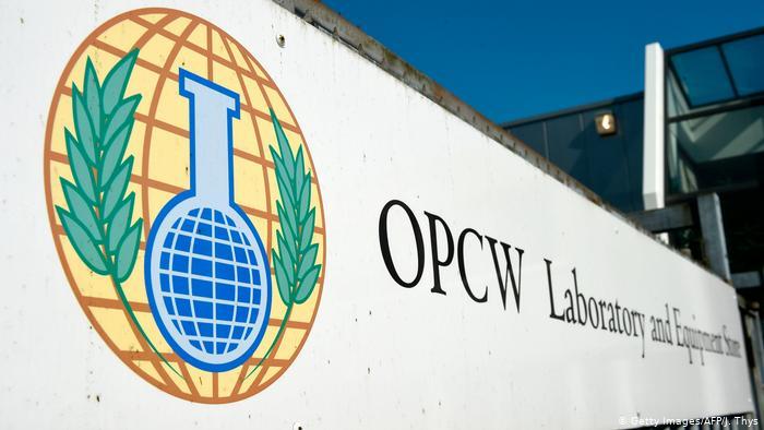 De hoogste Wetenschapper slaat OPCW Leiding  voor het verstoppen van het Afwijkende Rapport over de Gasaanval van Syrië