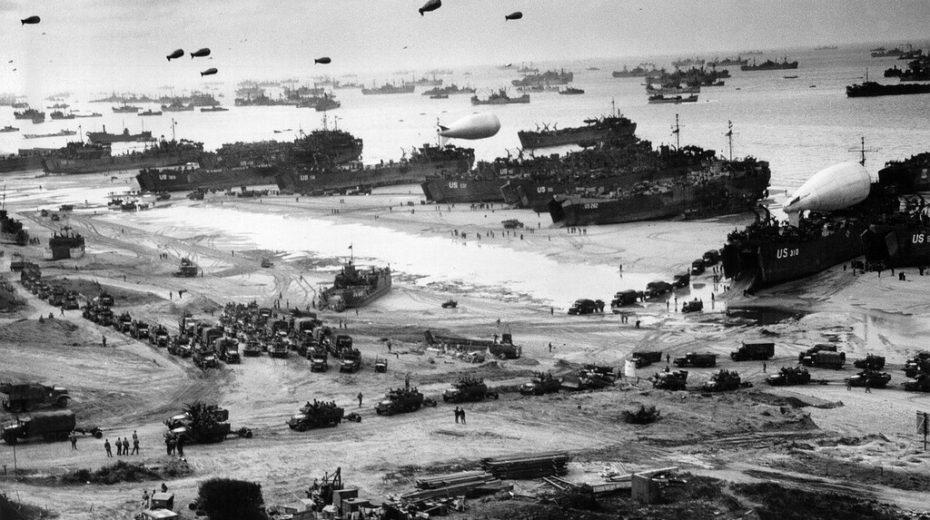 D-Day: hoe de VS de opkomst van Hitler ondersteunden