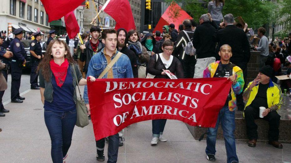 Nee, de VS is niet in gevaar een socialistische natie te worden