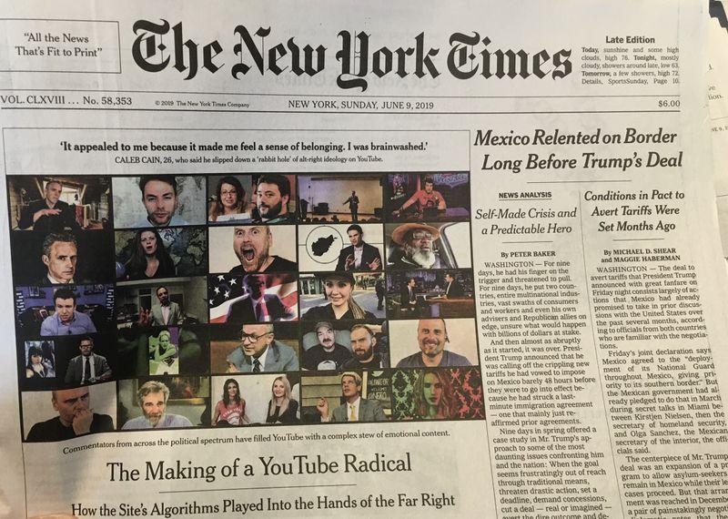 Silicon Valley vernietigt de Amerikaanse democratie door politieke favorieten te spelen