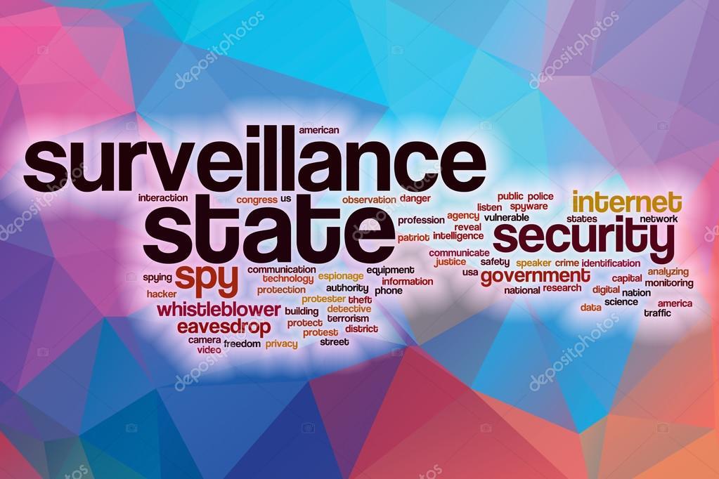 Technotyranie: Het ijzeren Autoritarisme van de Toezichtstaat.Kijk om je heen. Waar je ook bent, me