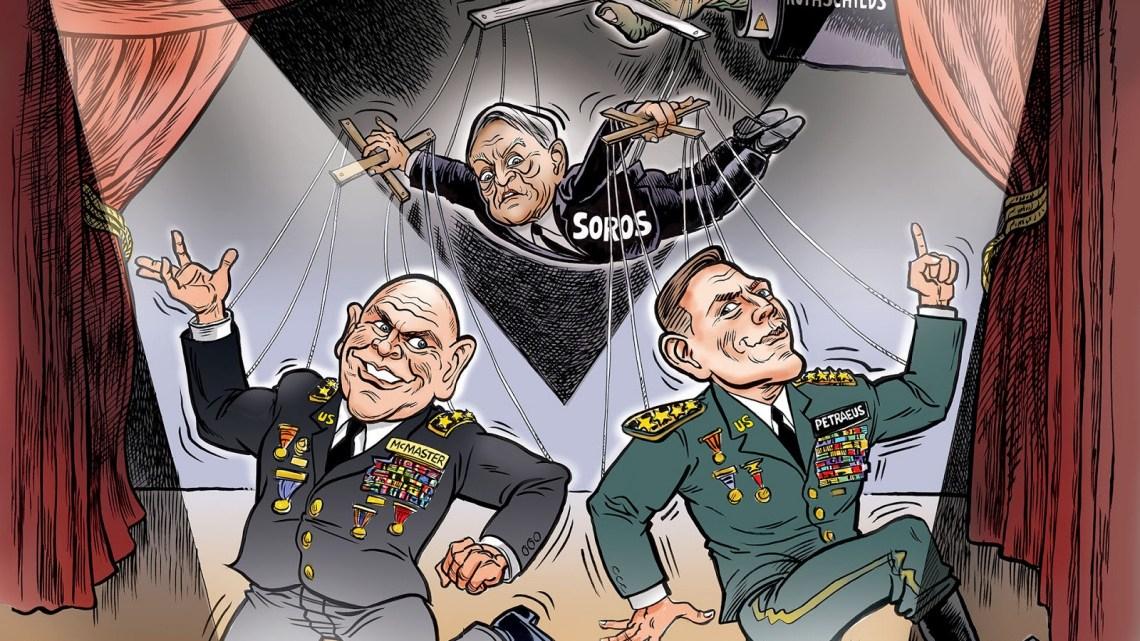 George Soros was een Rothschild Agent in 1996…