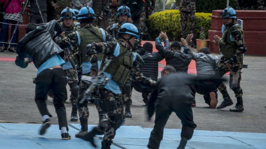De VN-Chief moet nu handelen over seksuele intimidatie Epidemie binnen de organisatie