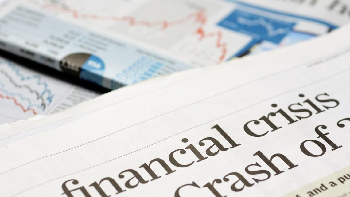 Grootste MAFFIABANK ter wereld  balanceert op randje van  faillissement