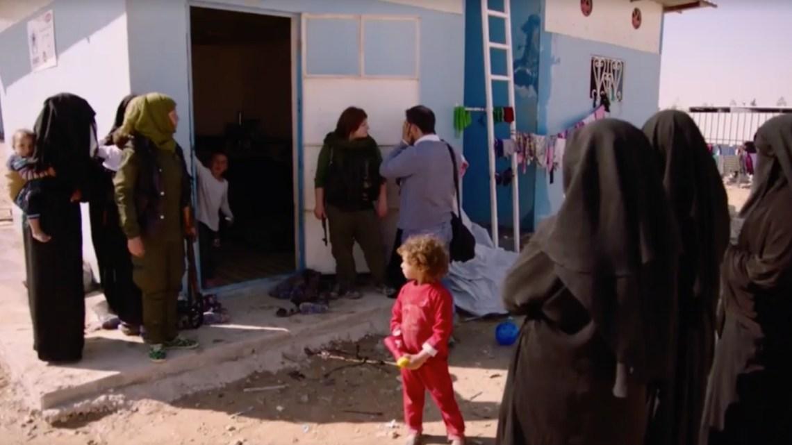 """ISIS-vrouwen waarschuwen dat ze een """"tikkende tijdbom"""" zijn in nieuw opgedoken video"""