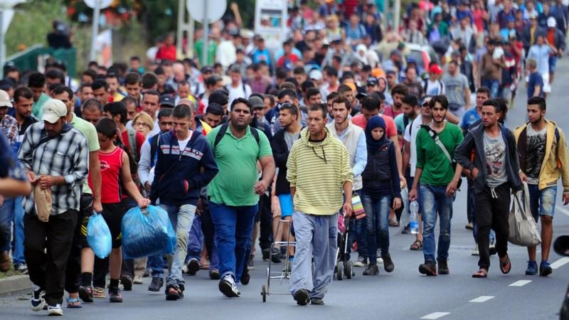 Europa en de grote migratie