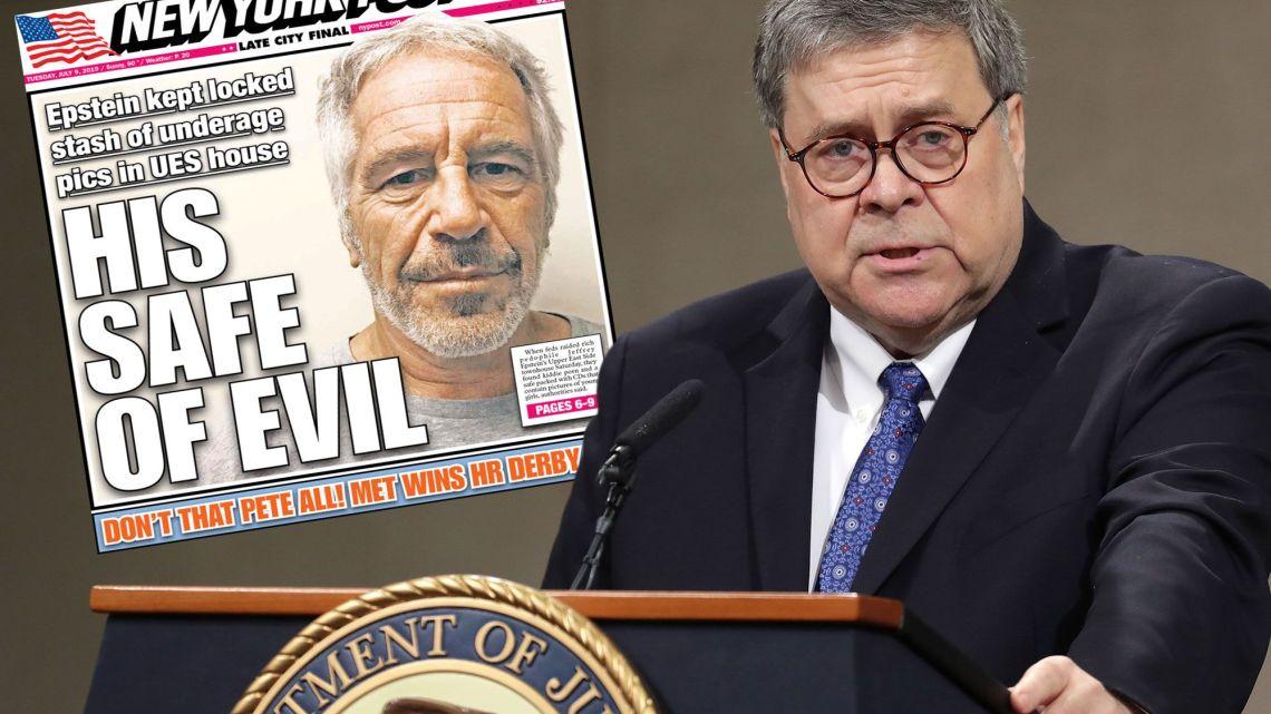 De banden van Epstein met J.P.Morgan Chase en is Barr te vertrouwen?