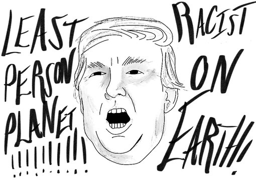 Presidentieel Racisme: Lichtend voorbeeld van de sombere status-quo van de Verenigde Staten
