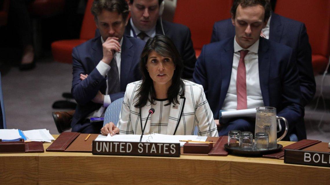 Sancties VS / VN bedoeld om opzettelijk menselijk lijden te veroorzaken