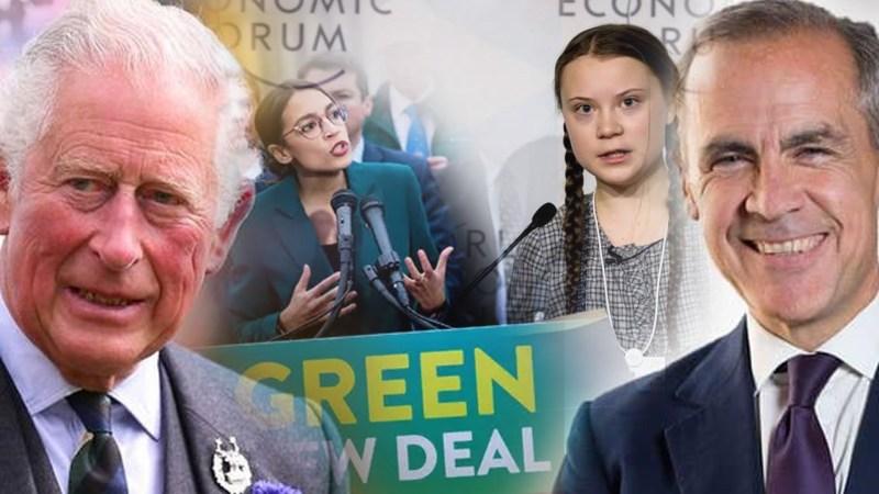 De groene dictatuur van politici,bankiers en elite