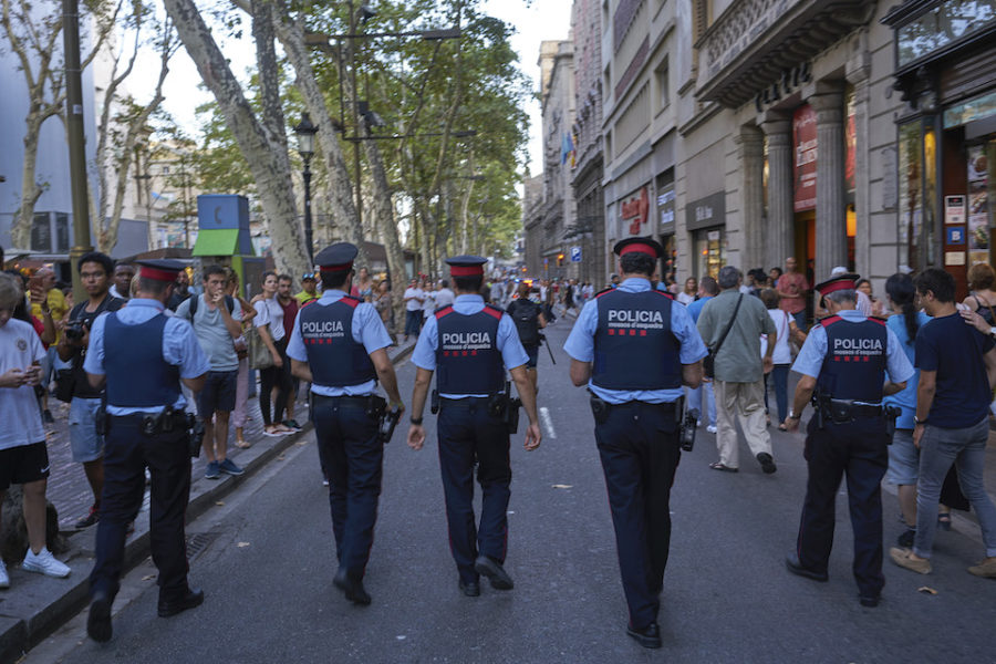 De onheilspellende doofpot van de Spaanse autoriteiten