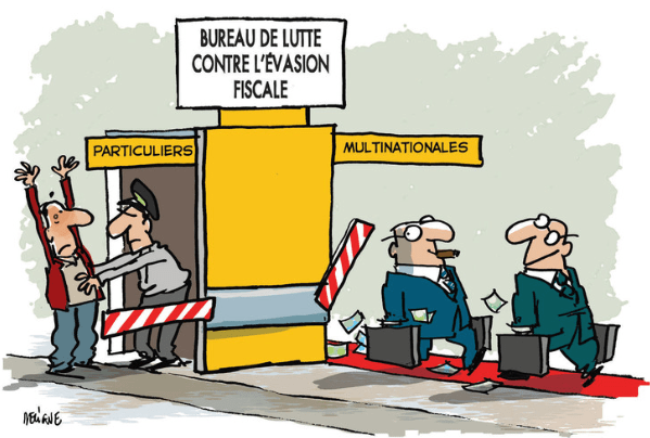 LuxLeaks Tax Deal