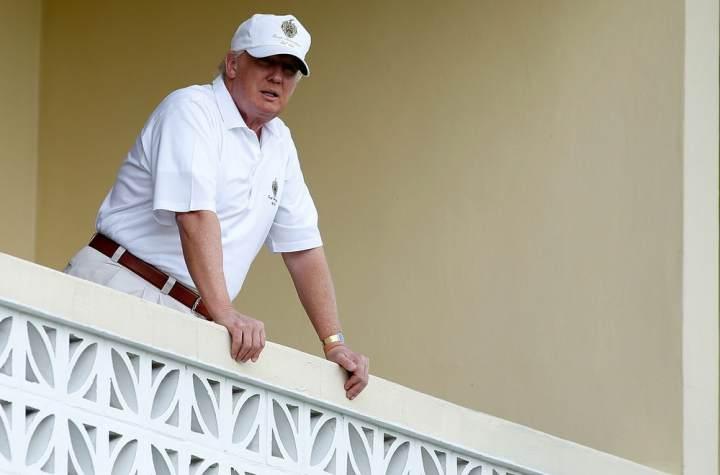 Politiek , Donald Trump , corruptie , clausule Over Emolumenten , G7