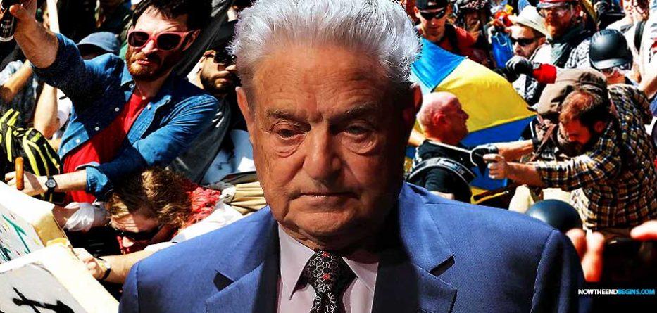 George Soros brief onthult globalistisch plan om de eerste wereld te vernietigen met wereldwijde migranteninvasies