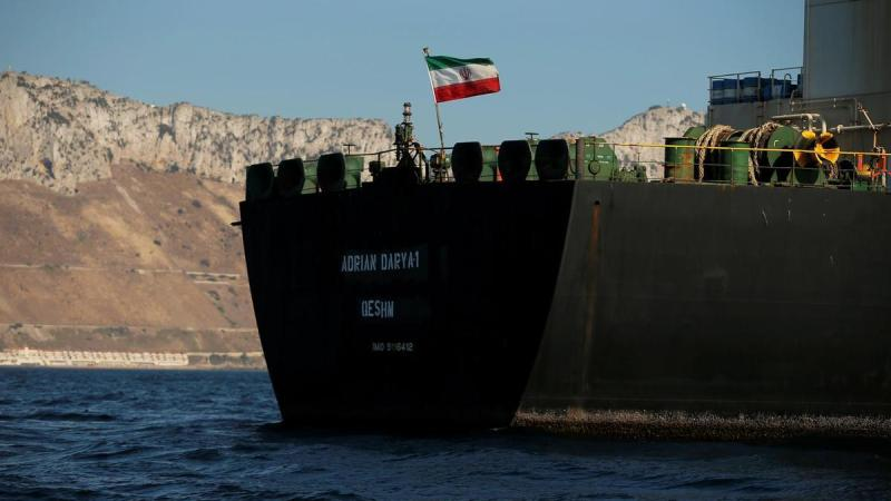 VS waarschuwt Griekenland: elke hulp aan Iraanse tanker kan 'materiële steun voor terrorisme' zijn