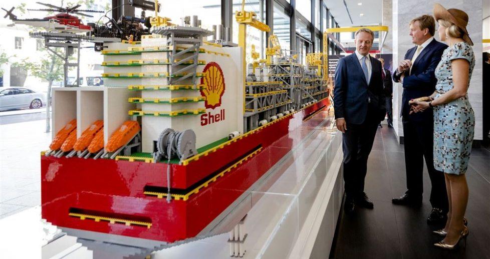 Het belastingparadijs vanOranje: Een belang in Shell van 5 procent zou al goed zijn voor 6 miljard euro