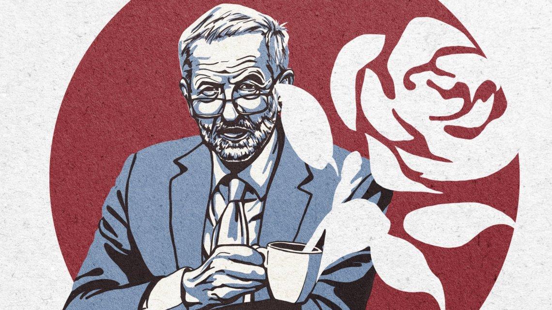 Wat zou Jeremy Corbyn betekenen voor het buitenlands beleid van Groot-Brittannië?