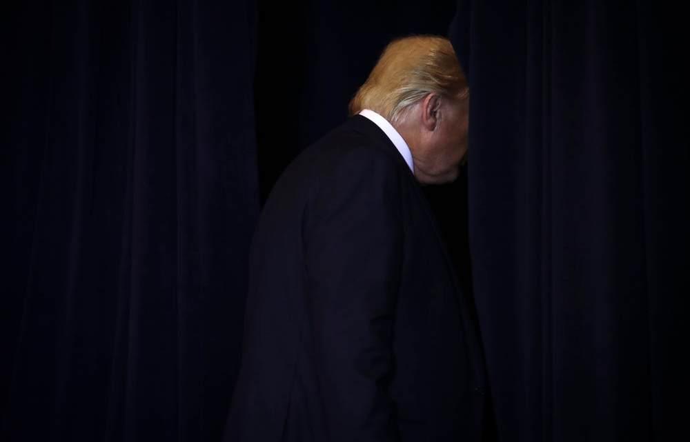 Trump's burgeroorlog-tweet en klokkenluidersaanvallen zijn ontworpen om een façade van angst te creëren