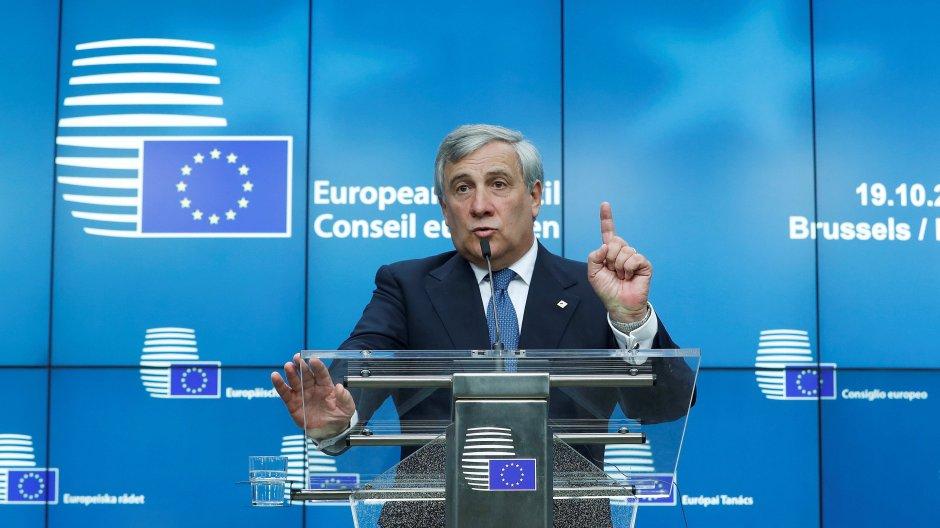 """U GAAT MEER BETALEN: Voorzitter EU-Parlement """"EU heeft twee keer zoveel geld nodig"""""""