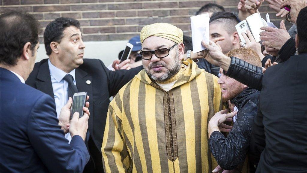 """Rutte: """"We hebben hier geen Marokkanenprobleem"""". Die is niet goed bij zijn hoofd"""