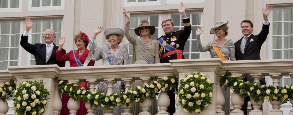 Prinsjesdag 2019 In naam van Oranje, schaf af die monarchie!