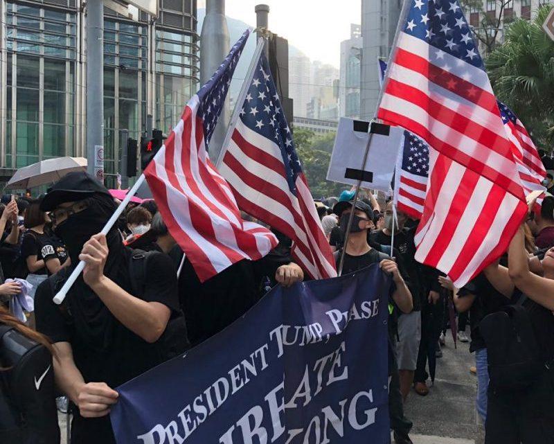 Waarom de demonstranten van Hong Kong de welvaart van hun land vernietigen