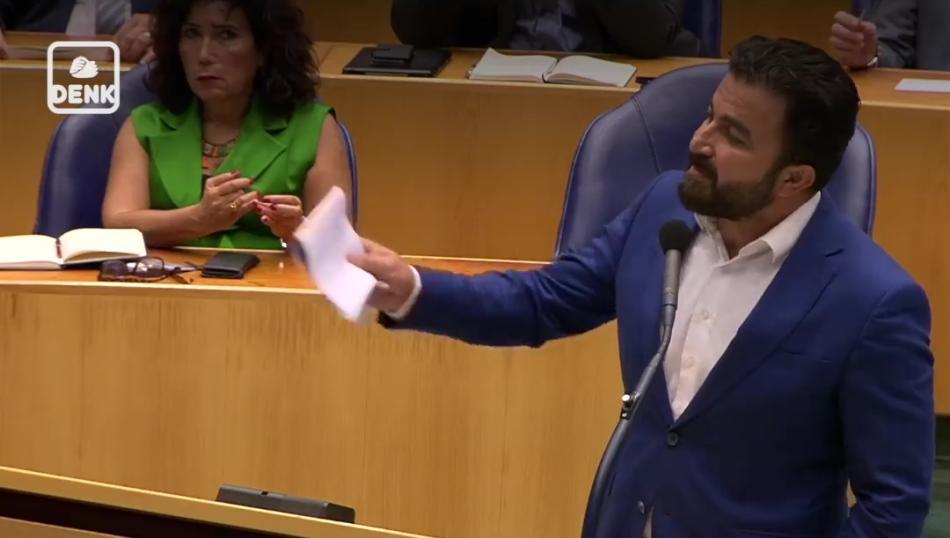 DENK wil censuur vrije pers in Nederland