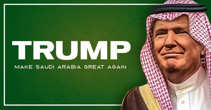 'Saudi Arabia First': Trump laat Saoedi's het buitenlandse beleid van de VS dicteren na olie-aanval