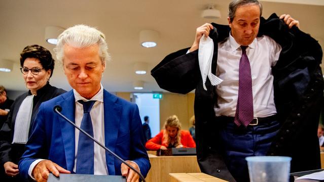 Proces Geert Wilders grote fiasco