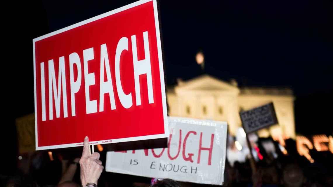 Trump beschuldigen is meer dan straf