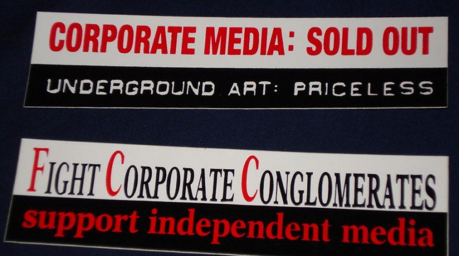 Boycot Alle Amerikaanse bedrijfsmedia!